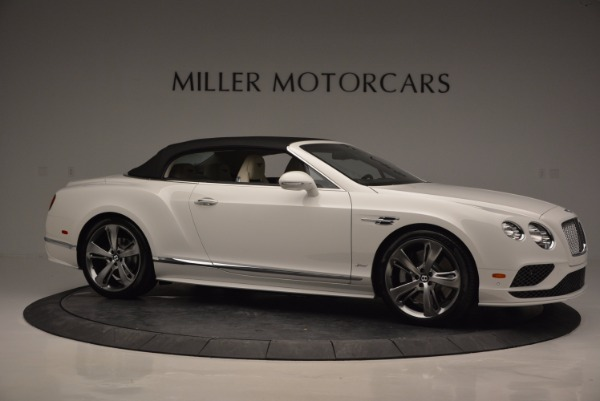 New 2017 Bentley Continental GT Speed Convertible for sale Sold at Maserati of Westport in Westport CT 06880 22