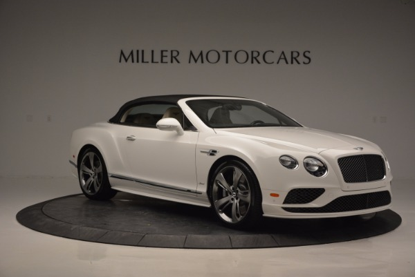 New 2017 Bentley Continental GT Speed Convertible for sale Sold at Maserati of Westport in Westport CT 06880 23