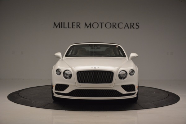 New 2017 Bentley Continental GT Speed Convertible for sale Sold at Maserati of Westport in Westport CT 06880 24