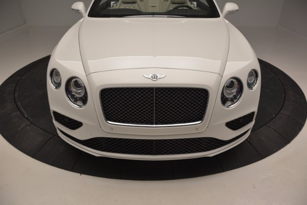 New 2017 Bentley Continental GT Speed Convertible for sale Sold at Maserati of Westport in Westport CT 06880 25