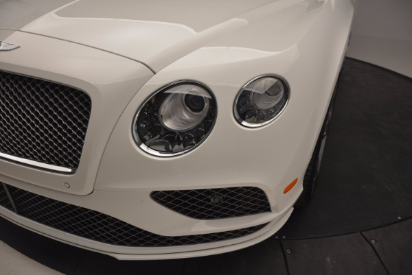 New 2017 Bentley Continental GT Speed Convertible for sale Sold at Maserati of Westport in Westport CT 06880 26