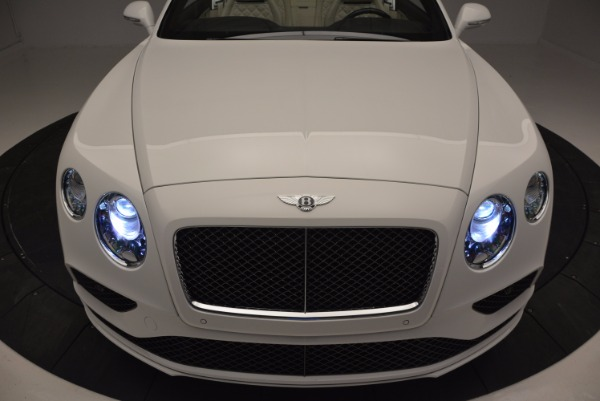 New 2017 Bentley Continental GT Speed Convertible for sale Sold at Maserati of Westport in Westport CT 06880 27