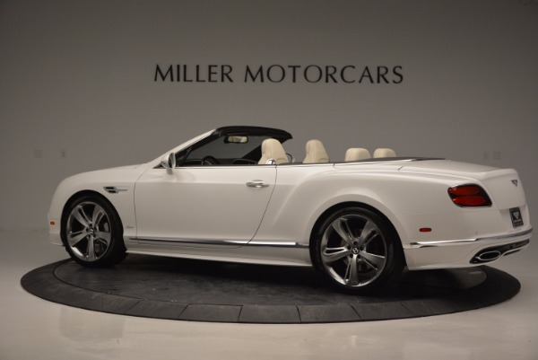 New 2017 Bentley Continental GT Speed Convertible for sale Sold at Maserati of Westport in Westport CT 06880 4