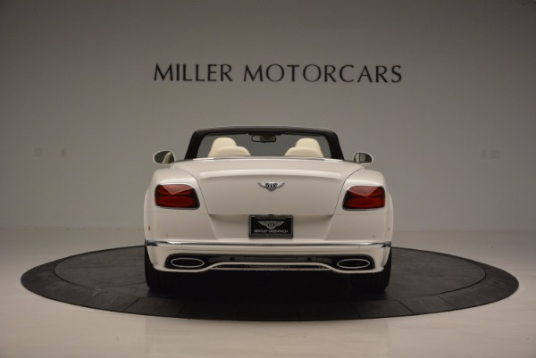 New 2017 Bentley Continental GT Speed Convertible for sale Sold at Maserati of Westport in Westport CT 06880 6