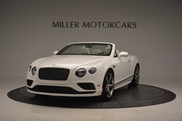 New 2017 Bentley Continental GT Speed Convertible for sale Sold at Maserati of Westport in Westport CT 06880 1