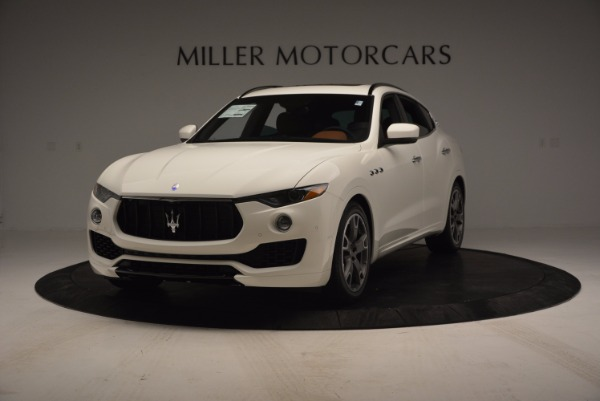 New 2017 Maserati Levante for sale Sold at Maserati of Westport in Westport CT 06880 1