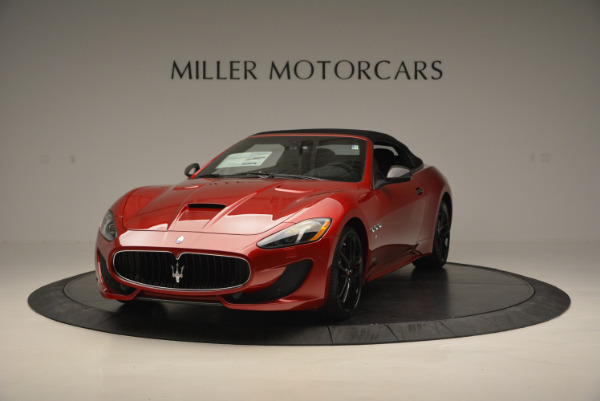 New 2017 Maserati GranTurismo Sport Special Edition for sale Sold at Maserati of Westport in Westport CT 06880 2