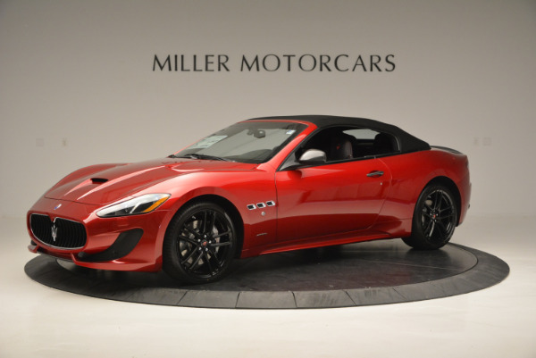 New 2017 Maserati GranTurismo Sport Special Edition for sale Sold at Maserati of Westport in Westport CT 06880 4