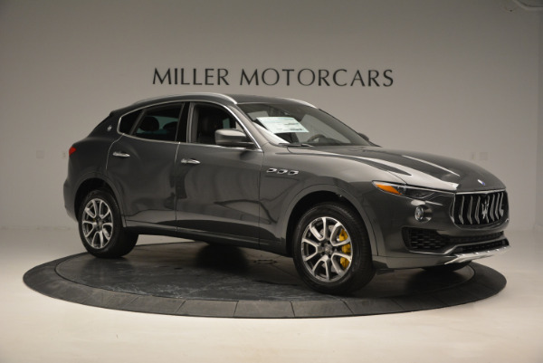Used 2017 Maserati Levante S Ex Service Loaner for sale Sold at Maserati of Westport in Westport CT 06880 10