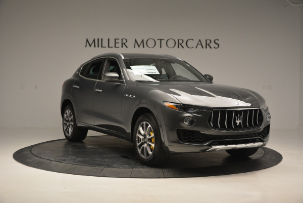 Used 2017 Maserati Levante S Ex Service Loaner for sale Sold at Maserati of Westport in Westport CT 06880 11