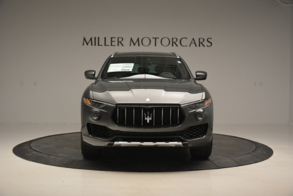 Used 2017 Maserati Levante S Ex Service Loaner for sale Sold at Maserati of Westport in Westport CT 06880 12