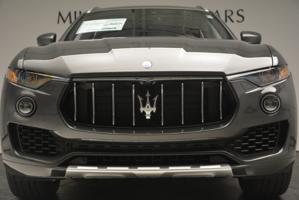 Used 2017 Maserati Levante S Ex Service Loaner for sale Sold at Maserati of Westport in Westport CT 06880 13