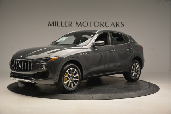 Used 2017 Maserati Levante S Ex Service Loaner for sale Sold at Maserati of Westport in Westport CT 06880 2
