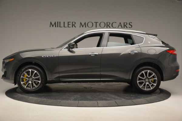 Used 2017 Maserati Levante S Ex Service Loaner for sale Sold at Maserati of Westport in Westport CT 06880 3