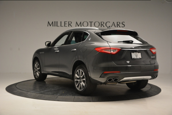 Used 2017 Maserati Levante S Ex Service Loaner for sale Sold at Maserati of Westport in Westport CT 06880 5
