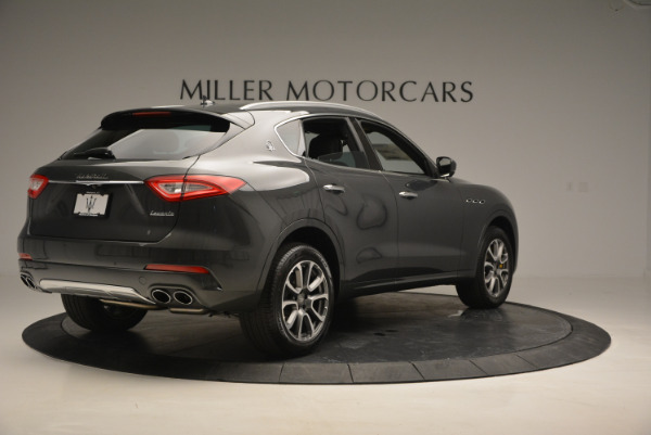 Used 2017 Maserati Levante S Ex Service Loaner for sale Sold at Maserati of Westport in Westport CT 06880 7