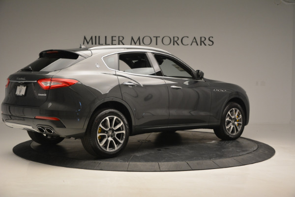 Used 2017 Maserati Levante S Ex Service Loaner for sale Sold at Maserati of Westport in Westport CT 06880 8