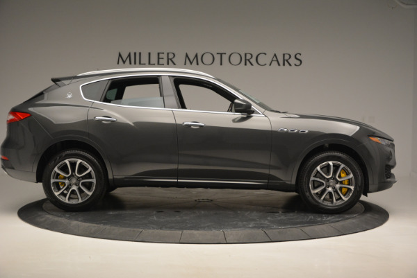 Used 2017 Maserati Levante S Ex Service Loaner for sale Sold at Maserati of Westport in Westport CT 06880 9