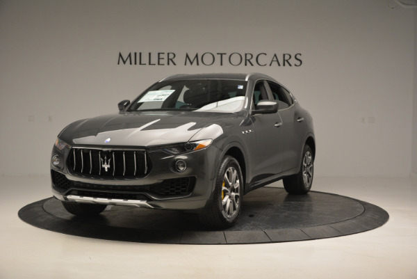 Used 2017 Maserati Levante S Ex Service Loaner for sale Sold at Maserati of Westport in Westport CT 06880 1