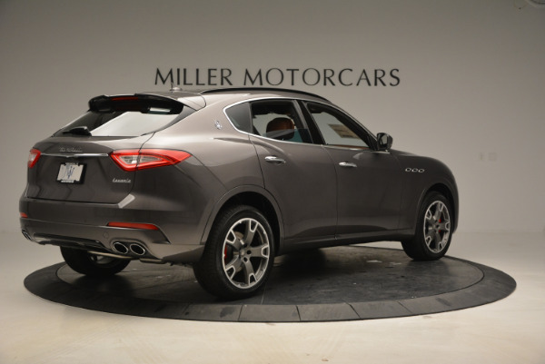 New 2017 Maserati Levante for sale Sold at Maserati of Westport in Westport CT 06880 8