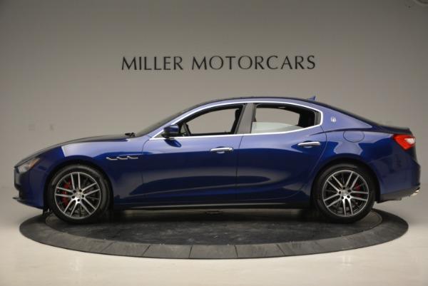 New 2017 Maserati Ghibli S Q4 for sale Sold at Maserati of Westport in Westport CT 06880 3
