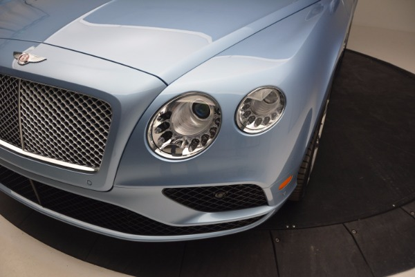 New 2017 Bentley Continental GT V8 for sale Sold at Maserati of Westport in Westport CT 06880 27