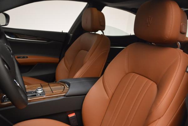 New 2017 Maserati Ghibli S Q4 for sale Sold at Maserati of Westport in Westport CT 06880 14