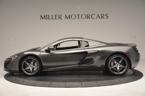 Used 2016 McLaren 650S SPIDER Convertible for sale Sold at Maserati of Westport in Westport CT 06880 15