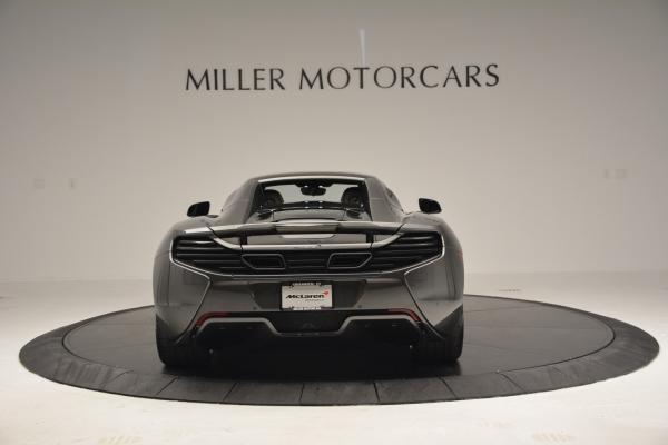 Used 2016 McLaren 650S SPIDER Convertible for sale Sold at Maserati of Westport in Westport CT 06880 16