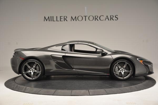 Used 2016 McLaren 650S SPIDER Convertible for sale Sold at Maserati of Westport in Westport CT 06880 19