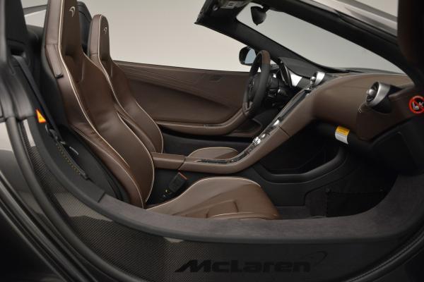 Used 2016 McLaren 650S SPIDER Convertible for sale Sold at Maserati of Westport in Westport CT 06880 26