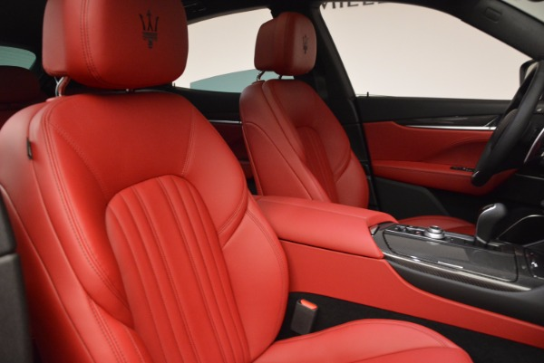 New 2017 Maserati Levante S Q4 for sale Sold at Maserati of Westport in Westport CT 06880 25