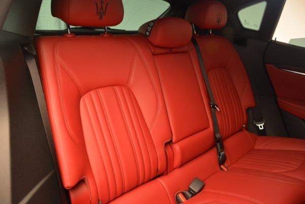New 2017 Maserati Levante S Q4 for sale Sold at Maserati of Westport in Westport CT 06880 28