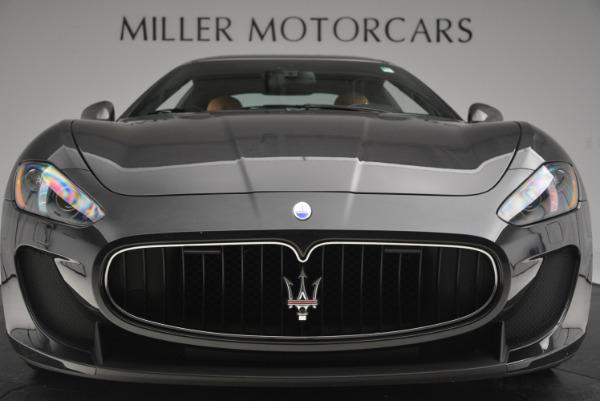 Used 2013 Maserati GranTurismo MC for sale Sold at Maserati of Westport in Westport CT 06880 13