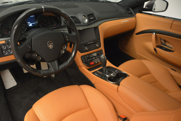 Used 2013 Maserati GranTurismo MC for sale Sold at Maserati of Westport in Westport CT 06880 15