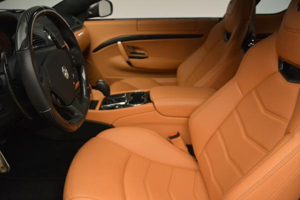 Used 2013 Maserati GranTurismo MC for sale Sold at Maserati of Westport in Westport CT 06880 16