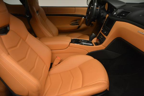 Used 2013 Maserati GranTurismo MC for sale Sold at Maserati of Westport in Westport CT 06880 19