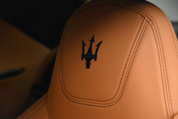 Used 2013 Maserati GranTurismo MC for sale Sold at Maserati of Westport in Westport CT 06880 21