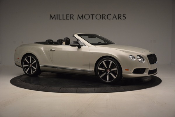Used 2014 Bentley Continental GT V8 S for sale Sold at Maserati of Westport in Westport CT 06880 10