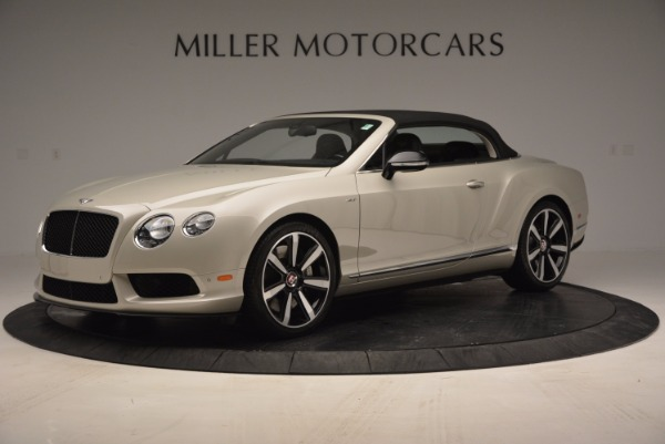 Used 2014 Bentley Continental GT V8 S for sale Sold at Maserati of Westport in Westport CT 06880 15