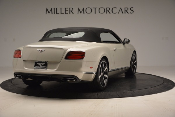 Used 2014 Bentley Continental GT V8 S for sale Sold at Maserati of Westport in Westport CT 06880 20
