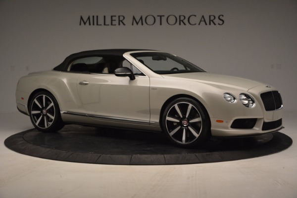 Used 2014 Bentley Continental GT V8 S for sale Sold at Maserati of Westport in Westport CT 06880 23