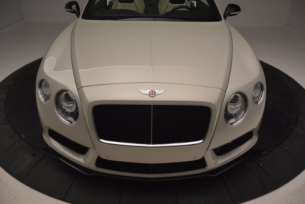 Used 2014 Bentley Continental GT V8 S for sale Sold at Maserati of Westport in Westport CT 06880 25