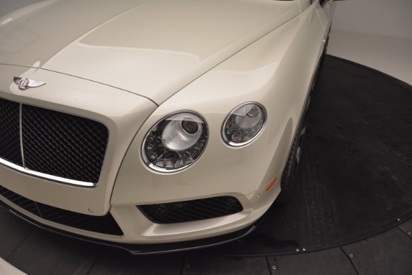 Used 2014 Bentley Continental GT V8 S for sale Sold at Maserati of Westport in Westport CT 06880 26