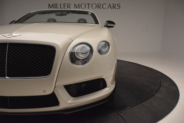 Used 2014 Bentley Continental GT V8 S for sale Sold at Maserati of Westport in Westport CT 06880 27