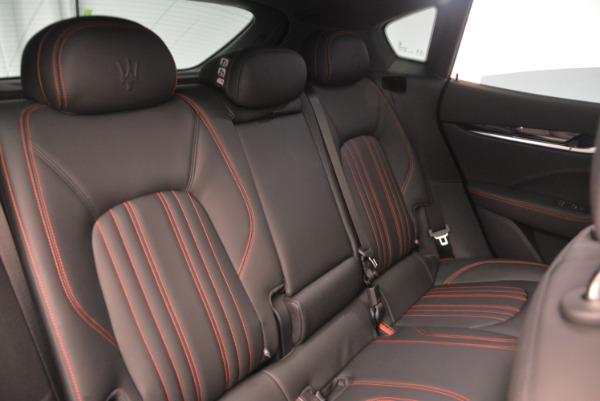New 2017 Maserati Levante for sale Sold at Maserati of Westport in Westport CT 06880 27