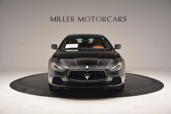 Used 2017 Maserati Ghibli S Q4 EX-Loaner for sale Sold at Maserati of Westport in Westport CT 06880 12