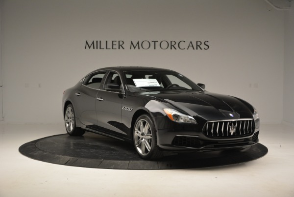 New 2017 Maserati Quattroporte S Q4 GranLusso for sale Sold at Maserati of Westport in Westport CT 06880 11