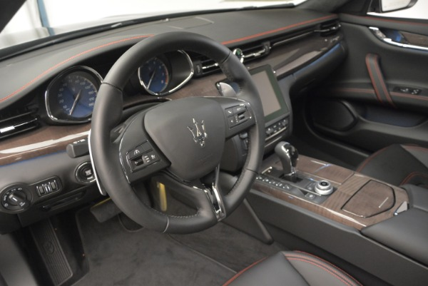 New 2017 Maserati Quattroporte S Q4 GranLusso for sale Sold at Maserati of Westport in Westport CT 06880 13