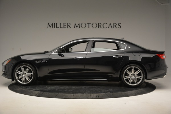 New 2017 Maserati Quattroporte S Q4 GranLusso for sale Sold at Maserati of Westport in Westport CT 06880 3